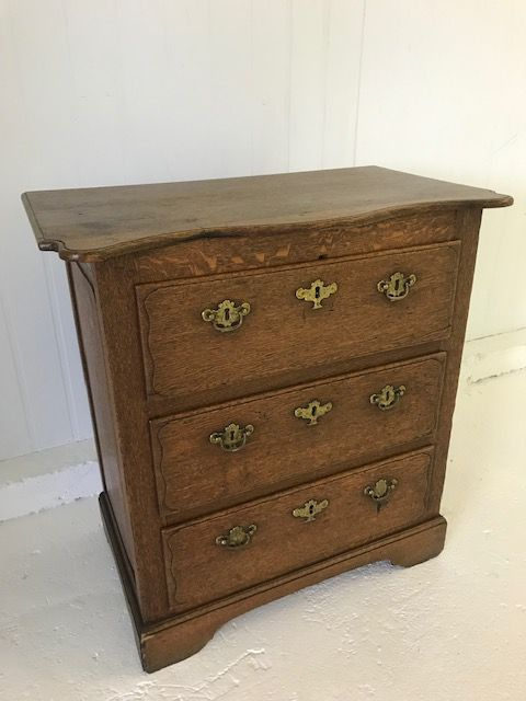 Lovely Antique French Chest of Drawers - a79